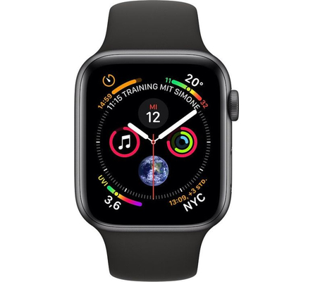 Apple Series 4 GPS + Cellular Watch 40 mm Reparatur (A2007)